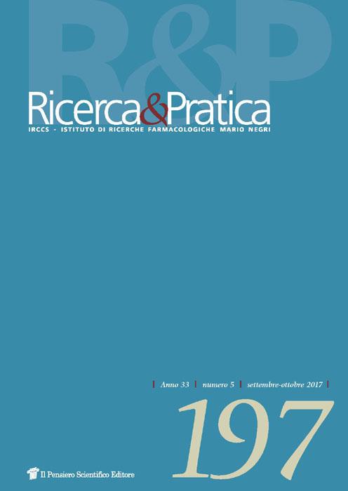 2017 Vol. 33 N. 5 Settembre-Ottobre