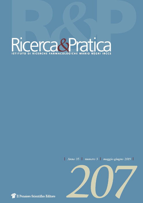 2019 Vol. 35 N. 3 Maggio-Giugno