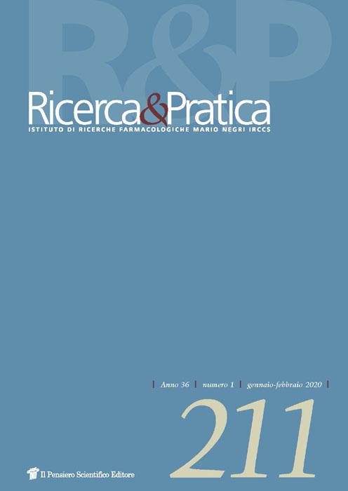2020 Vol. 36 N. 1 Gennaio-Febbraio